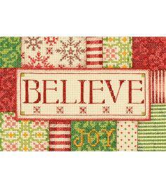 7X5 14 Ct -Believe 7X5 14 Ct -Believe ,