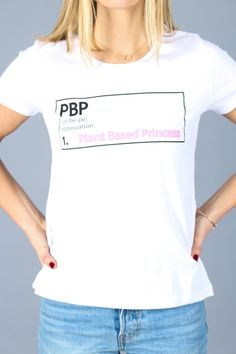 d14865f1bc0a4 Plant Based Princess - Tee s For Change