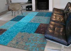 Grote foto mooiste vintage vloerkleed karpet 240 cm 499 woning inrichting karpetten