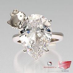 I do want to marry you with this ring who wouldn't.