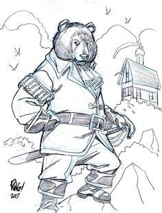 79 Best Anthro Characters Ursidae Images Furry Art Bears