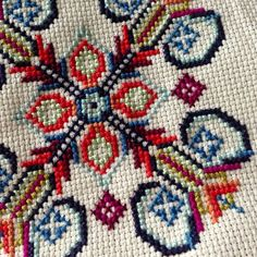 Stitching the afternoon away. by brittneyanderson, via Flickr