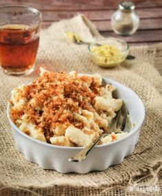 Macaroni and Cheese with Chicken Recipe