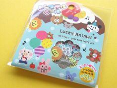 Mind Wave Animanel Costume Animal Sack Stickers gift kids vegetable planner cute