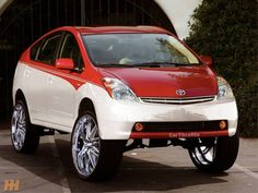 Donk Prius - awesome.