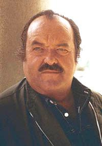 William Conrad--actor..best known as Detective Frank Cannon on the TV show 1920-1994