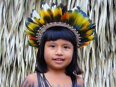 April 19th - Native Indians Day in Brazil