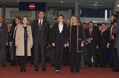 Royals & Fashion - Queen Letizia attended the inauguration of the International Tourism Fair in Madrid.