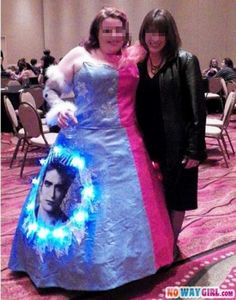 A Twilight Prom Dress? Is It Really That Serious?