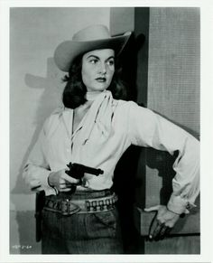 Peggy Stewart June 5 1923. Son of Zorro and other B western movies.