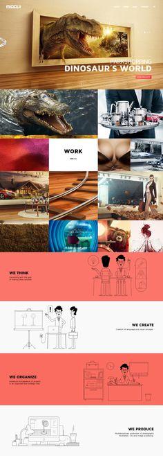 Miagui Imagevertising, 12 September 2013. http://www.awwwards.com/web-design-awards/miagui-imagevertising   #ArtIllustration #Illustration #Photography #Design #Portfolio #Graphic design  Website design layout. Inspirational UX/UI design sample.  Visit us at: www.sodapopmedia.com #WebDesign #UX #UI #WebPageLayout #DigitalDesign #Web #Website #Design #Layout
