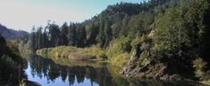 The Russian River is a great place to stop off after your wine country wedding in Northern California