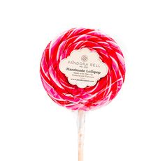 Lollipop de Morango - Um verdadeiro deleite intemporal - Lollipop ou Chupa-chupa.  Feitos de maneira artesanal e preservando as cores e sabores naturais, estão totalmente livres de glúten, gorduras, cores artificiais e conservantes.  Simplesmente, deliciosos! Surpreenda(-se)!