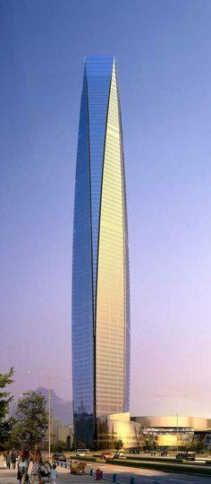 PetroVietnam Tower, Hanoi, Vietnam [Future Architecture: http://futuristicnews.com/category/future-architecture/]