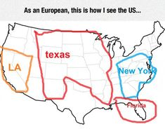 America By Europeans