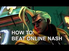 How to Beat Online Nash Players! Street Fighter 5, Beats, Counter, Joker, Guys, People, Movie Posters, Film Poster, The Joker