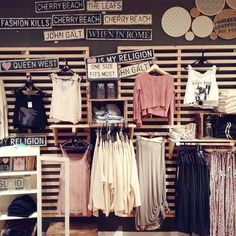 Brandy Melville! I need a shopping spree here love their stuff