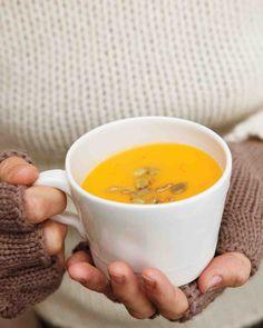 chipotle sweet potato and leek soup