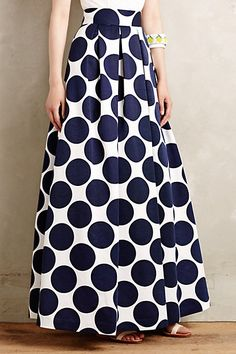 Katja Maxi Skirt #anthropologie