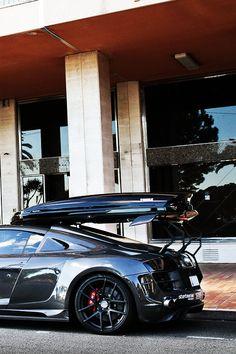 """6speedhaven: """"Audi R8 PPi Razor GTR """""""