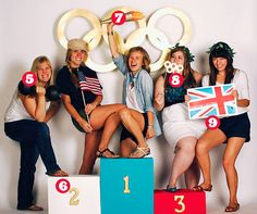 Ideias para receber os amigos em casa durante as Olimpíadas - Claudia BartelleClaudia Bartelle