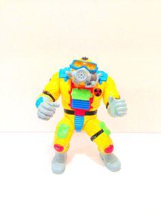 Toxic Crusaders Radiation Ranger // Vintage 1991 by GodsofVintage, $11.50 /// www.art-by-ken.com