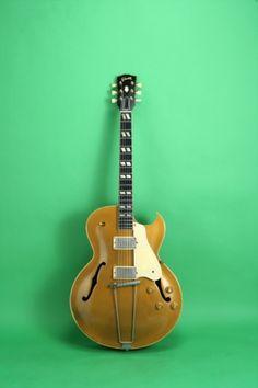 1958 Gibson ES 295 Gold