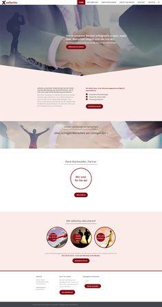 xellentia Redesign Website - WordPress Webdesign & E-Commerce Biel Wordpress, Web Design, Website, Places, Projects, Design Web, Website Designs, Site Design