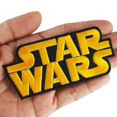 Star Wars Logo Patch