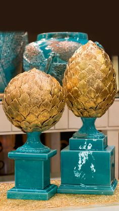Designed by famous designer Carlo Tolomeo and imported exclusively, all the way from Italy. This collection has a gorgeous blend of gold and turquoise which will not only add brightness to any home but will also create a spell-binding effect. #STAYTUNED at www.elvy.com .