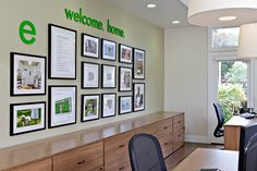 New remodeled leasing office decorations the oasis at for Leasing office decorating ideas