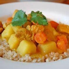 Michelle's Coconut Chicken Curry - Allrecipes.com
