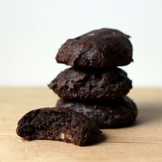 Chocolate Cookie - made with avocado!