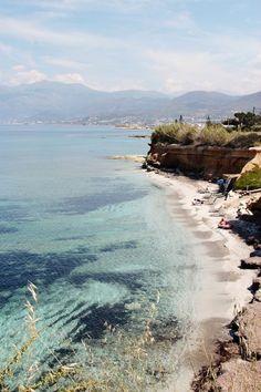 Greece Travel Inspiration - Crete, Greece.