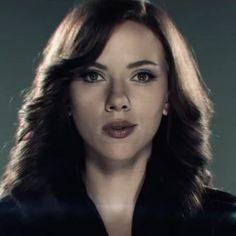 Natasha Romanoff ( Black Widow) Scarlett Johansson