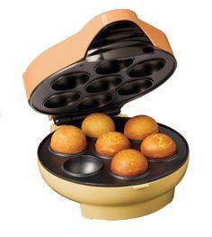 Nostalgia Electrics Donut Holes Maker & Reviews | Wayfair