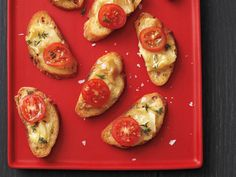 Roasted Garlic Crostini  #FNMag