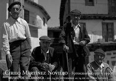 Museo de Salamanca 'Cirilo Martínez Novillo. Fotografias 1957-1990'