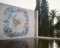 #JetsetterCurator    The Chagall Museum in Nice.