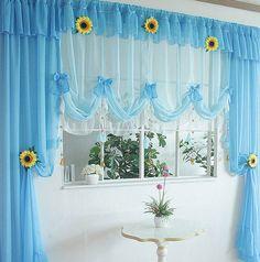 Decoración de cortinas para el hogar ~ lodijoella