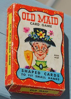 """""""Old Maid Card Game"""""""