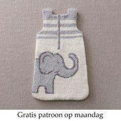 Gratis patroon - Breipatroon trappelzak - Hobbydoos.nl