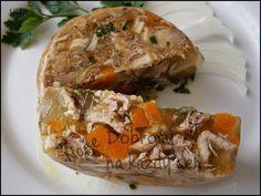 Sulc - huspenina z kuřecí polévky, za pár korun.