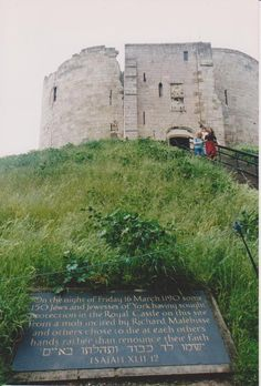 Britain: York Castle
