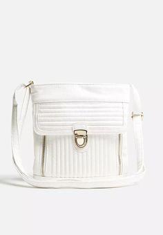 Pushlock Cross Body Bag