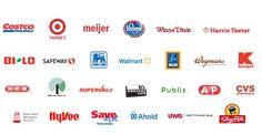 Scrape Lists of Retailer – Target, Walmart, Kroger and Home Depot