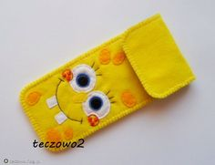 Piórnik Spongebob :)
