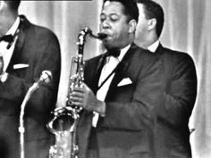 Fats Domino Live 1961 Black and White footage with Gospel Singers and Full Band..very rare