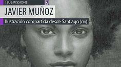 Ilustración. Belleza afroamericana de JAVIER MUÑOZ Leer más: http://www.colectivobicicleta.com/2014/06/Ilustracion-de-JAVIER-MUNOZ.html