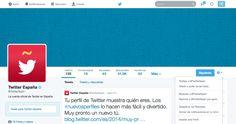 El nuevo diseño de Twitter cada vez más parecido a Facebook